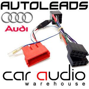 Audi A3 Head Unit Wiring