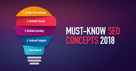 5 Must-Know SEO Concepts to Help You Prepare for 2018