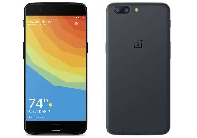 OnePlus 5 Goes Official with Snapdragon 835, 8GB RAM: Full Details
