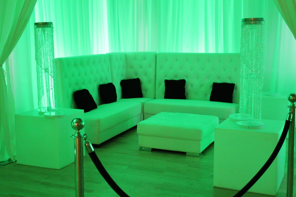 Portable LED Bars: Aviance Event Planning and Lounge Decor NJ