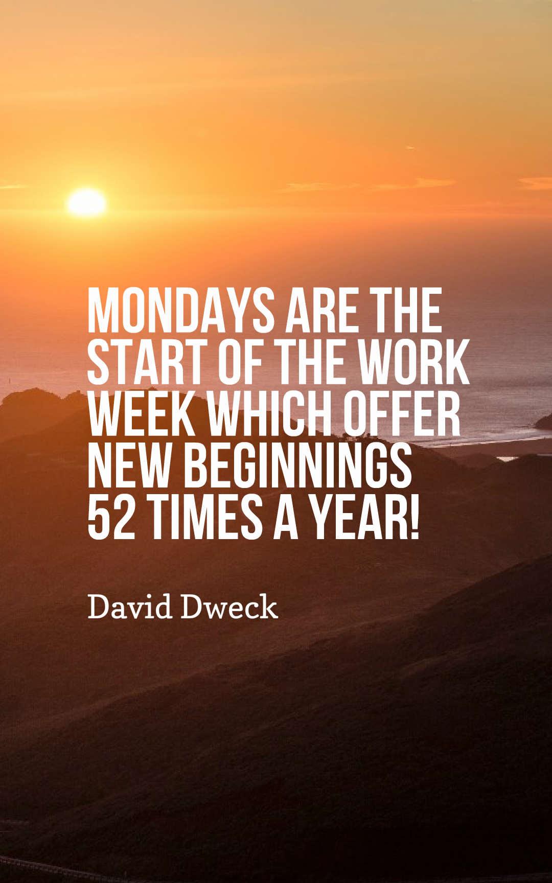 Happy Monday Quotes Inspirational Jpg 2 Clipartingcom