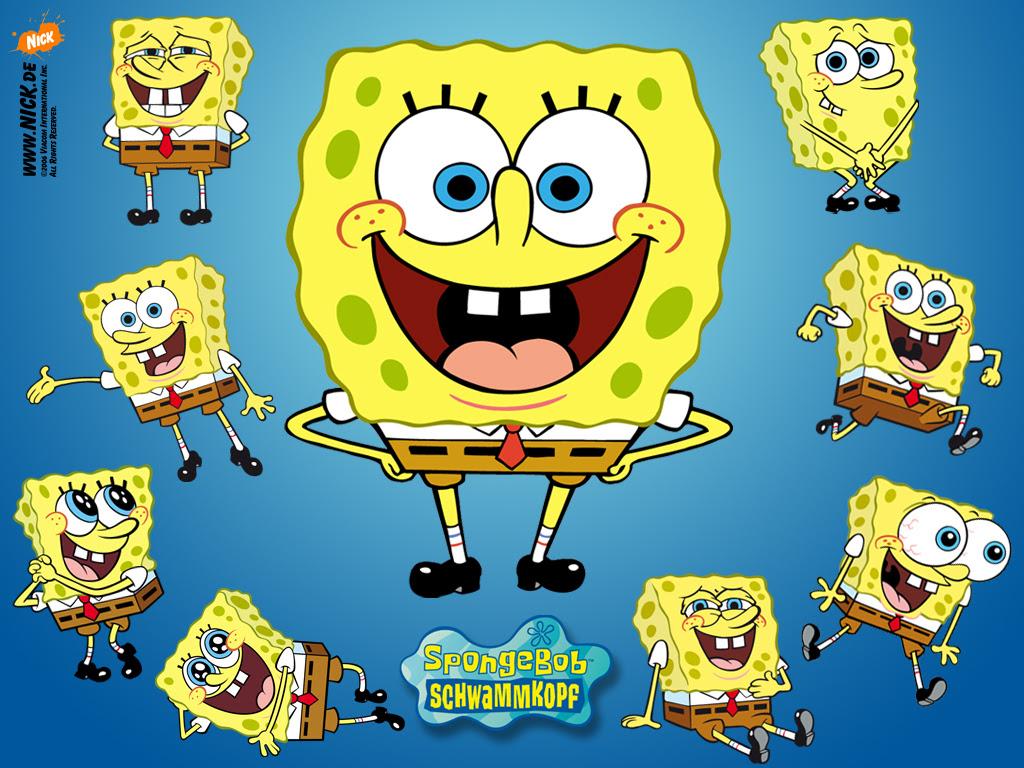 Saya? Dubber Spongebob?
