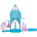 Frozen Little Kingdom Elsa's Magical Snow Maker Doll