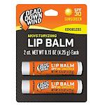 Dead Down Wind Spf 30 Lip Balm 2 Pack