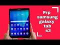frp Samsung galaxy tab s3