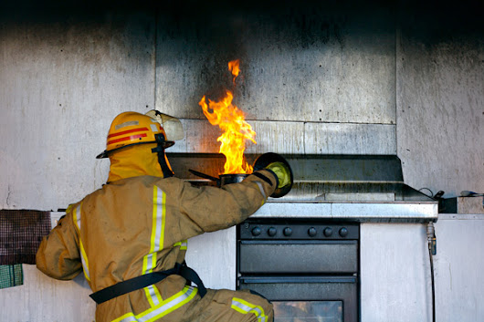 Kitchen Fires: How to Prevent and Put out the Flames