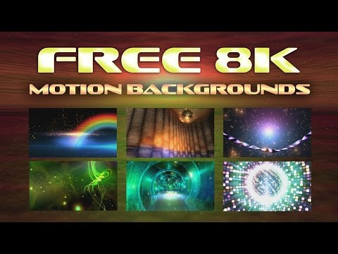 AA VFX, Free Motion Backgrounds