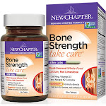 New Chapter Bone Strength Take Care Supplement, Tablets - 60 count