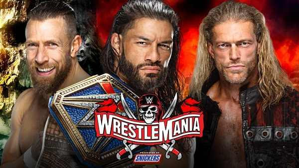 Watch WWE Wrestlemania 37 Night 2 PPV 4/11/21 April 11th 2021 Online Full Show Free