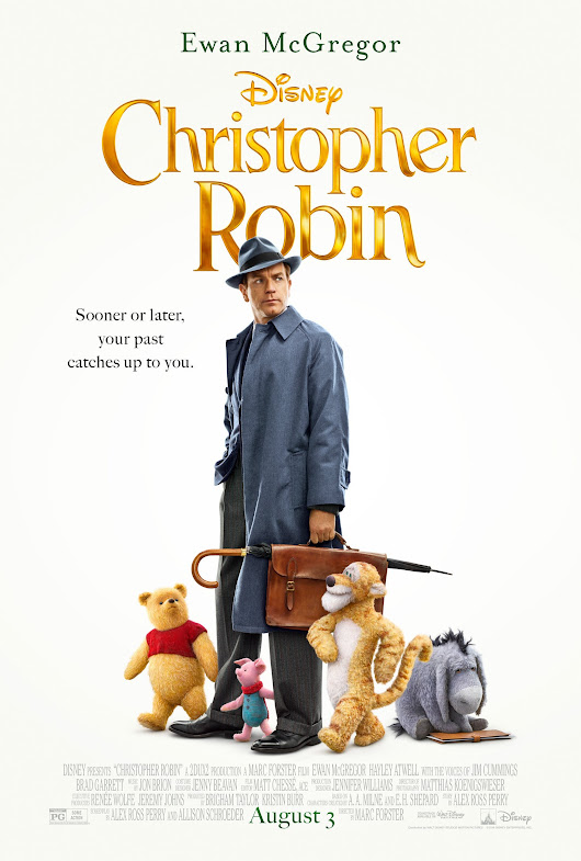 Disney's Christopher Robin movie review