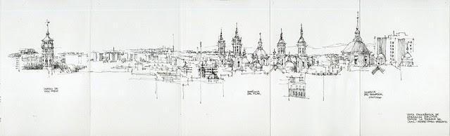 Zaragoza, panorama