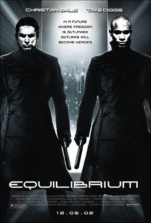 O Filme da Semana - Equilibrium [2002]