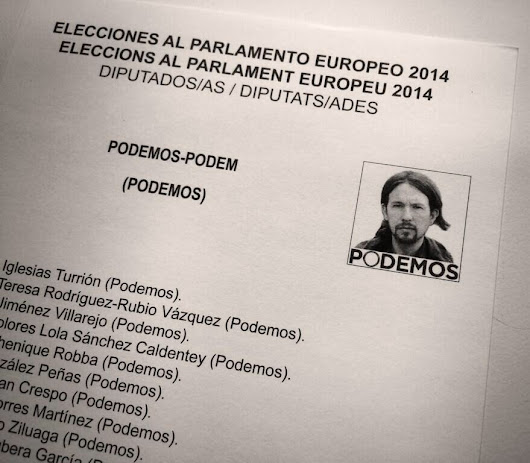 Political entrepreneurs on the populist wave: the rise of Podemos