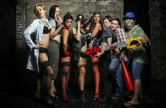 "Gorilla Tango Theatre Celebrates ""The Walking Dead"" with a Burlesque Parody 
