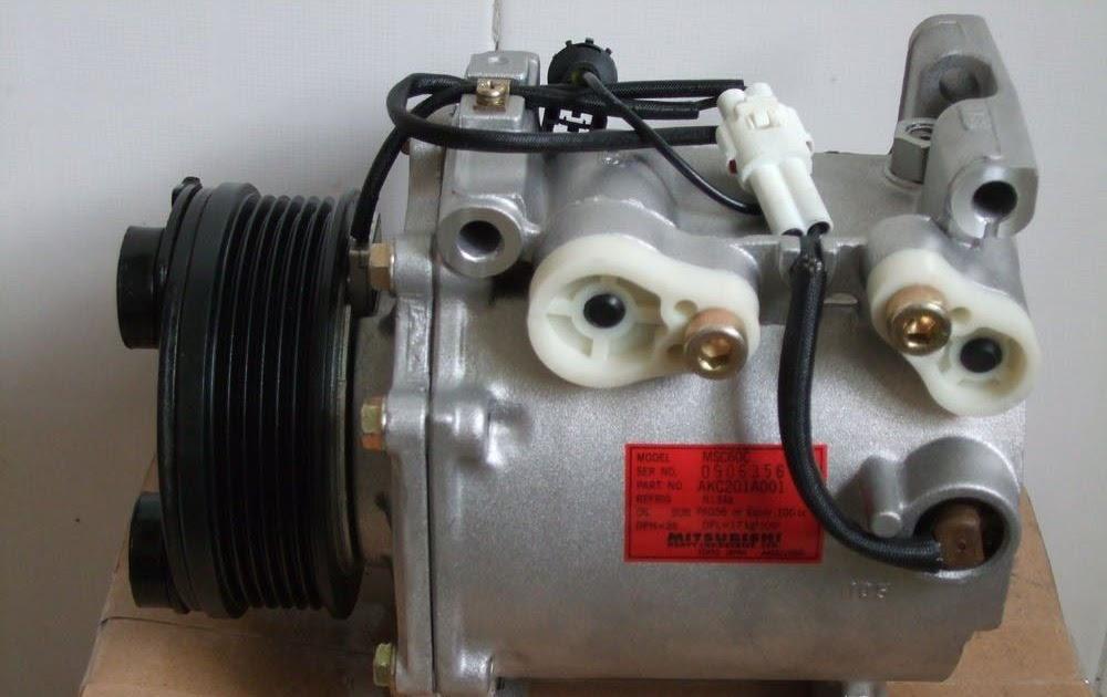 Air Conditioner Parts Motor Compressor Matsushita Electric