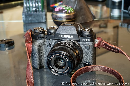 My first impressions of the compact Fuji XF 23mm f2 R WR lens for the X Series.