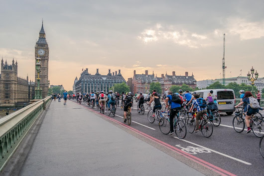 A cyclist's answer to the Tube map reveals London's hidden bike lanes