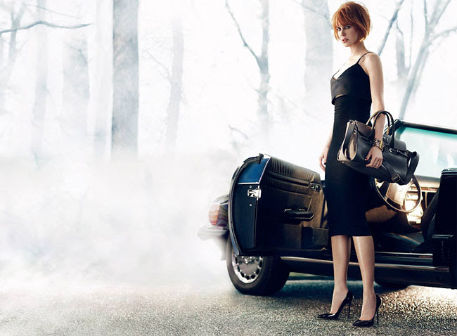 340 Nicole Kidman for Jimmy Choo Autumn Winter 2013