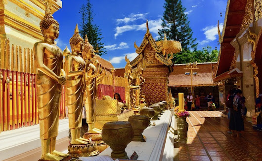 Exploring the Wonders of North Thailand: Chiang Mai and Pai