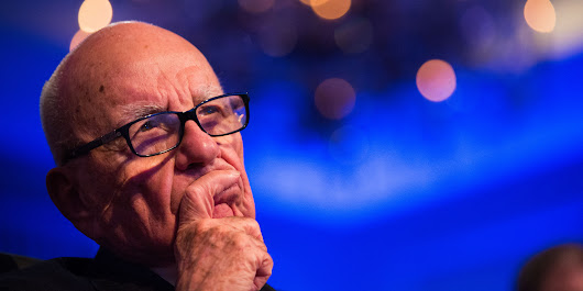 Murdoch: If You Don't Want Google And Home Depot In Eastern Europe, It's Time For Immigration Reform