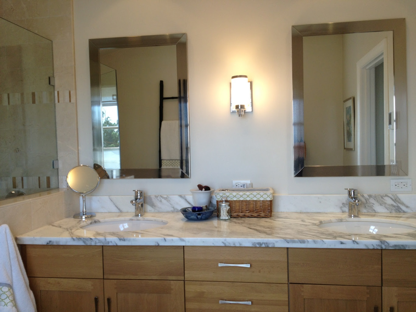 Ensuite with a View | Jewels at Home