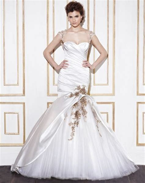 Gainsville by Blue by Enzoani   Freya's wedding dress from
