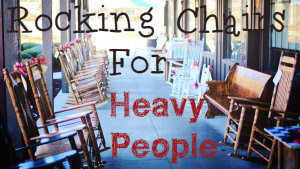 Outdoor Rocking Chairs For Heavy People For Big Heavy People