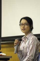 柳本 芙友子さん, BOF A-1 Agileは現場に適用できるのか?, JJUG Cross Community Conference 2008 Fall