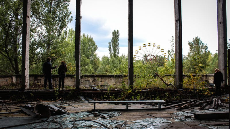 Ucrania tiene un plan para industrializar Chernóbil: convertirla en un almacén nuclear