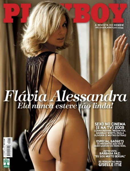 http://amamosmulherpelada.blogspot.com.br/2014/06/flavia-alessandra-nua-na-playboy.html