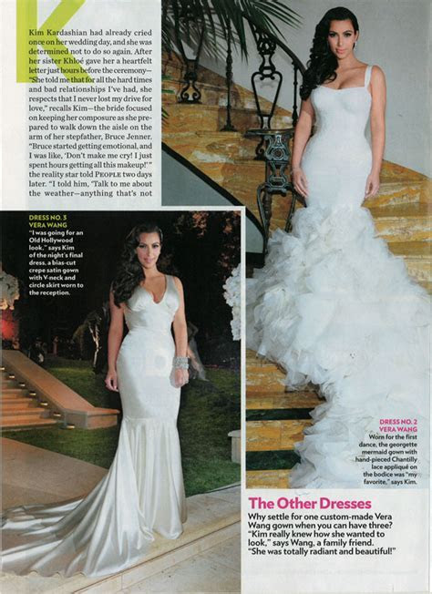 Kim Kardashian?s Wedding Photos   salmaglamour