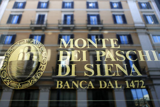 Italian Bank Clean-Up Still Requires Outside Help