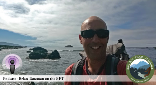Brian Tanzman - Bigfoot Trail Alliance