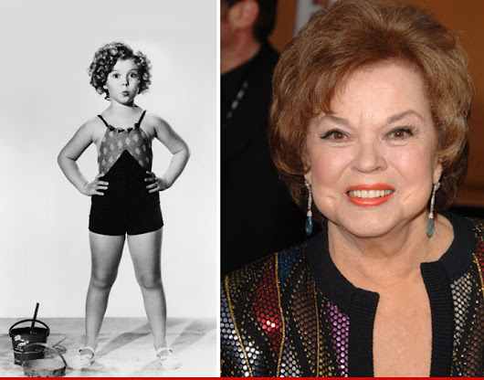 Shirley Temple Black Dead -- Dies at 85