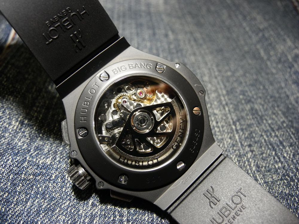 Hublot Big Bang J12 Movement