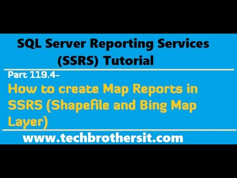 Welcome To TechBrothersIT: SSRS Tutorial Part 119 4 - How to