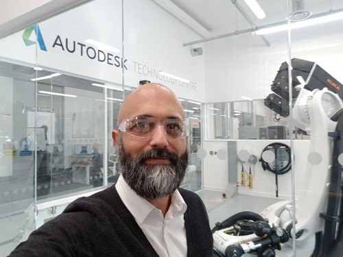 A visit to Autodesk's Advanced Manufacturing Facility in the UK