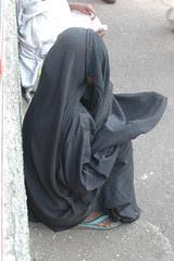 Idd Mubarak Muslim Beggar Woman by firoze shakir photographerno1