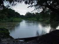 El río Cojedes, un afluente del Portuguesa