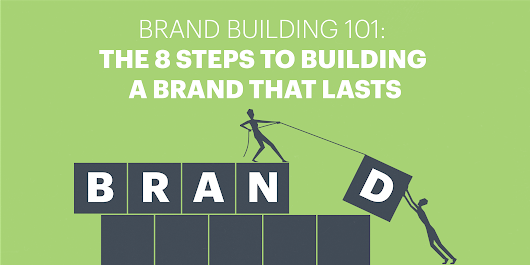Brand building 101: 8 steps to building a brand that lasts