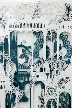 Emma Van Leest - if you pin or like why not pop over to her site and leave a comment?  http://www.emmavanleest.com/home/exhibitions/recent-works/