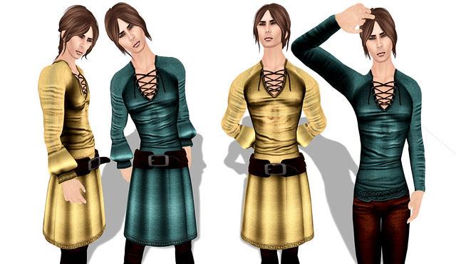 [tunics and maidens]