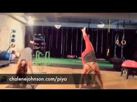 piyo workout moves youtube