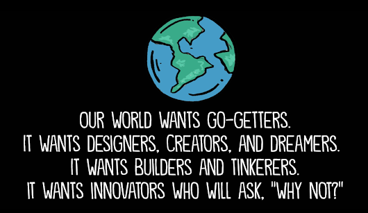 Why We Need Makerspaces