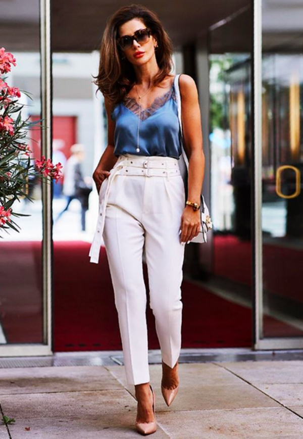 45 trendy business casual work outfits for women