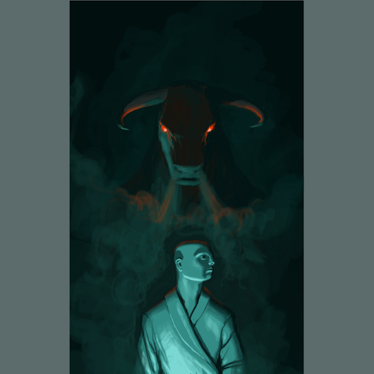 Project JKF-1: The Bull In The Basement Book Cover - artloader.net