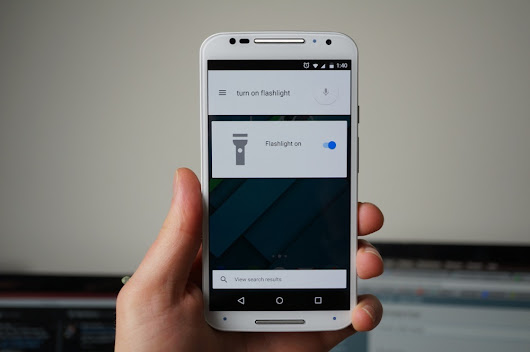 Toggle Your System Settings With Google Search Voice Commands | Droid Life