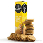 Carr's - Ginger Lemon Creme English Tea Cookies 7.05 oz
