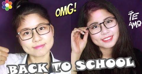 [MAKEUP] BACK TO SCHOOL - PART 2 - Tâm sự nhỏ nhỏ - Tuyentekong