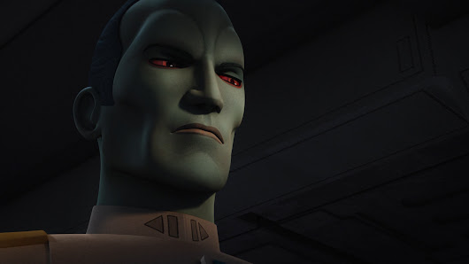 Star Wars Rebels - Thrawn's Web Audio Cue